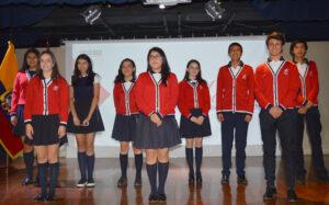 Pocesion Concejo Estudiantil 2019 - 2020